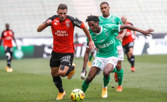 Pronostic Gratuit Lorient Saint Etienne Ligue 1
