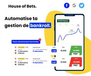 Ta bankroll automatisée grâce à un logiciel unique!