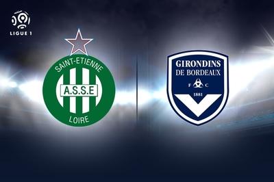 Pronostic Saint Etienne Bordeaux GRATUIT Ligue 1