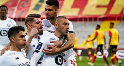 Pronostic Lens Lille GRATUIT Ligue 1