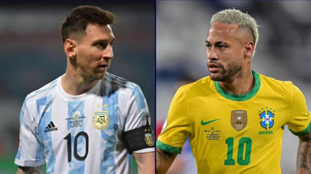 Copa America : Une finale de rêve entre l'Argentine et le Brésil !
