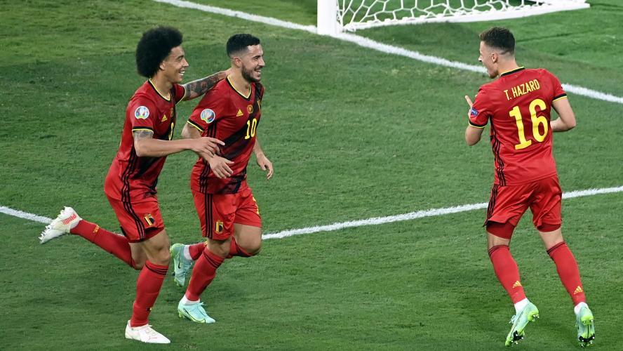 La Belgique élimine le tenant du titre !