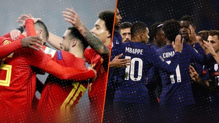 Qui sont les favoris de l'Euro 2021 ?
