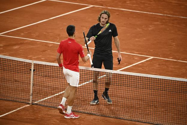 Pronostic Finale Roland Garros Novak Djokovic Stefanos Tsitsipas GRATUIT