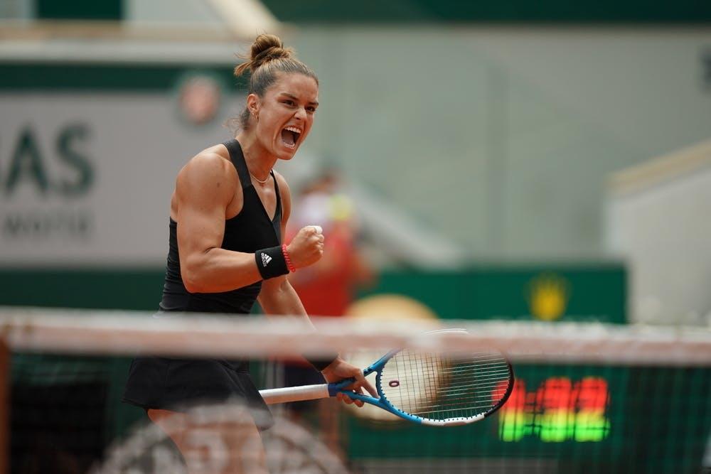 Pronostic Roland Garros Barbora Krejcikova Maria Sakkari GRATUIT