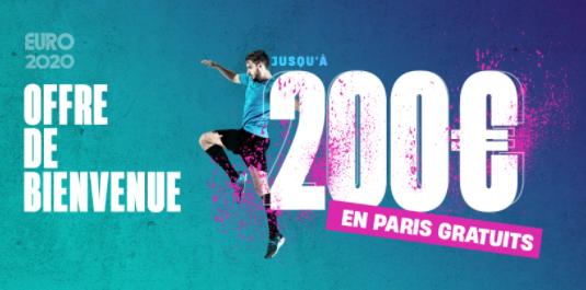 NOUVEAU : Bonus boosté à 200€ sur VBET !