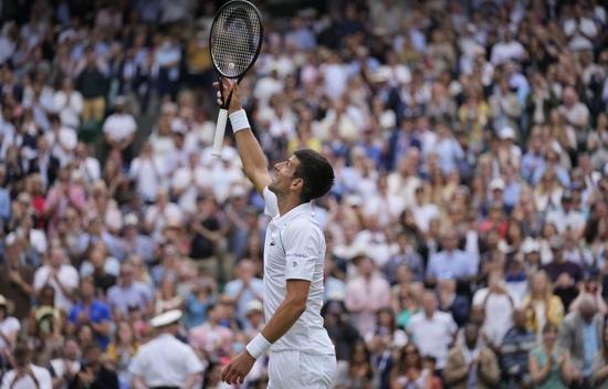 Wimbledon : Djokovic vers un 20ème titre du Grand Chelem !