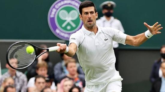 Pronostic Wimbledon GRATUIT Novak Djokovic Denis Shapovalov