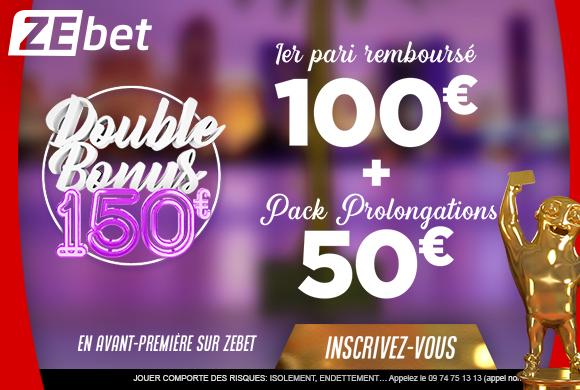 Bonus Zebet 150€ avis et test bookmaker