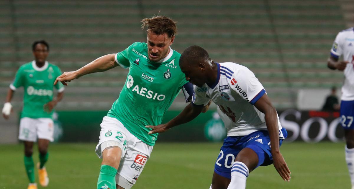 Pronostic Gratuit Strasbourg Saint Etienne Ligue 1