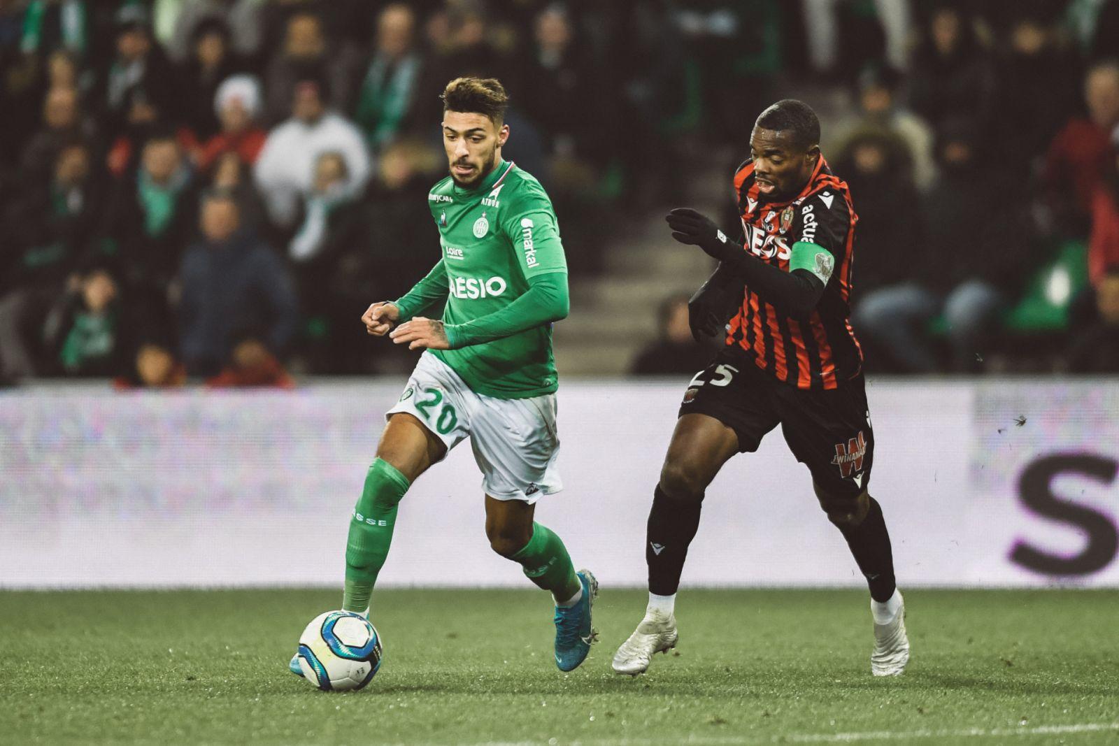 Pronostic Gratuit Saint Etienne Nice Ligue 1