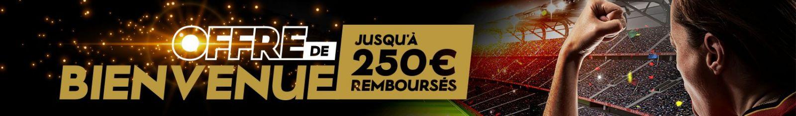 Bonus Barriere Bet 250€ avis et test bookmaker