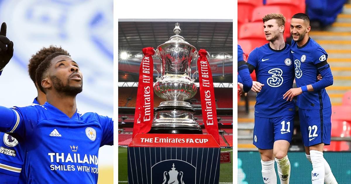 Pronostic Chelsea Leicester GRATUIT Finale FA Cup