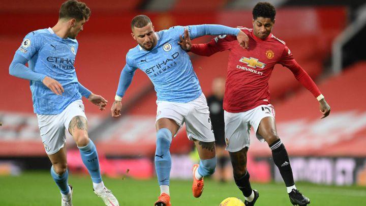 Premier League : Rencontre au sommet entre Manchester City et Manchester United !
