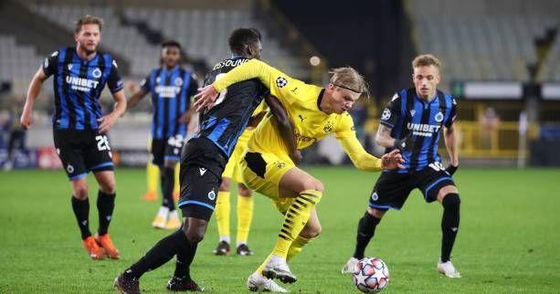 Pronostic Gratuit Dortmund FC Bruges Ligue des Champions