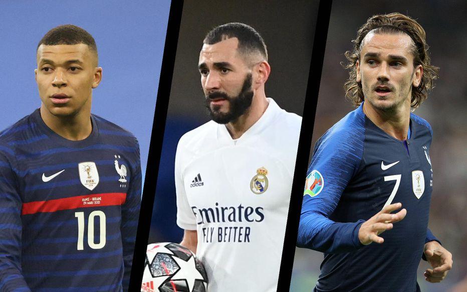 Euro 2021 : Quel système de jeu pour la France avec Karim Benzema ?