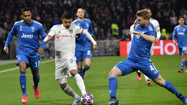 Pronostic Gratuit Juventus Lyon 1/8e de finale Ligue des Champions