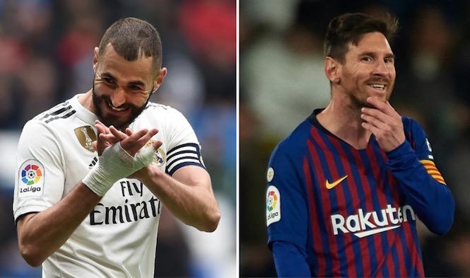 Pronostic Real Madrid Barcelone GRATUIT Liga
