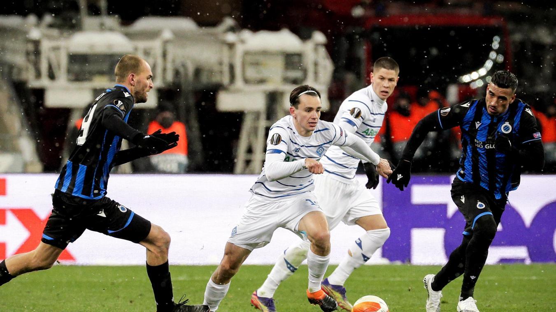 Pronostic Gratuit Bruges Kiev Ligue Europa