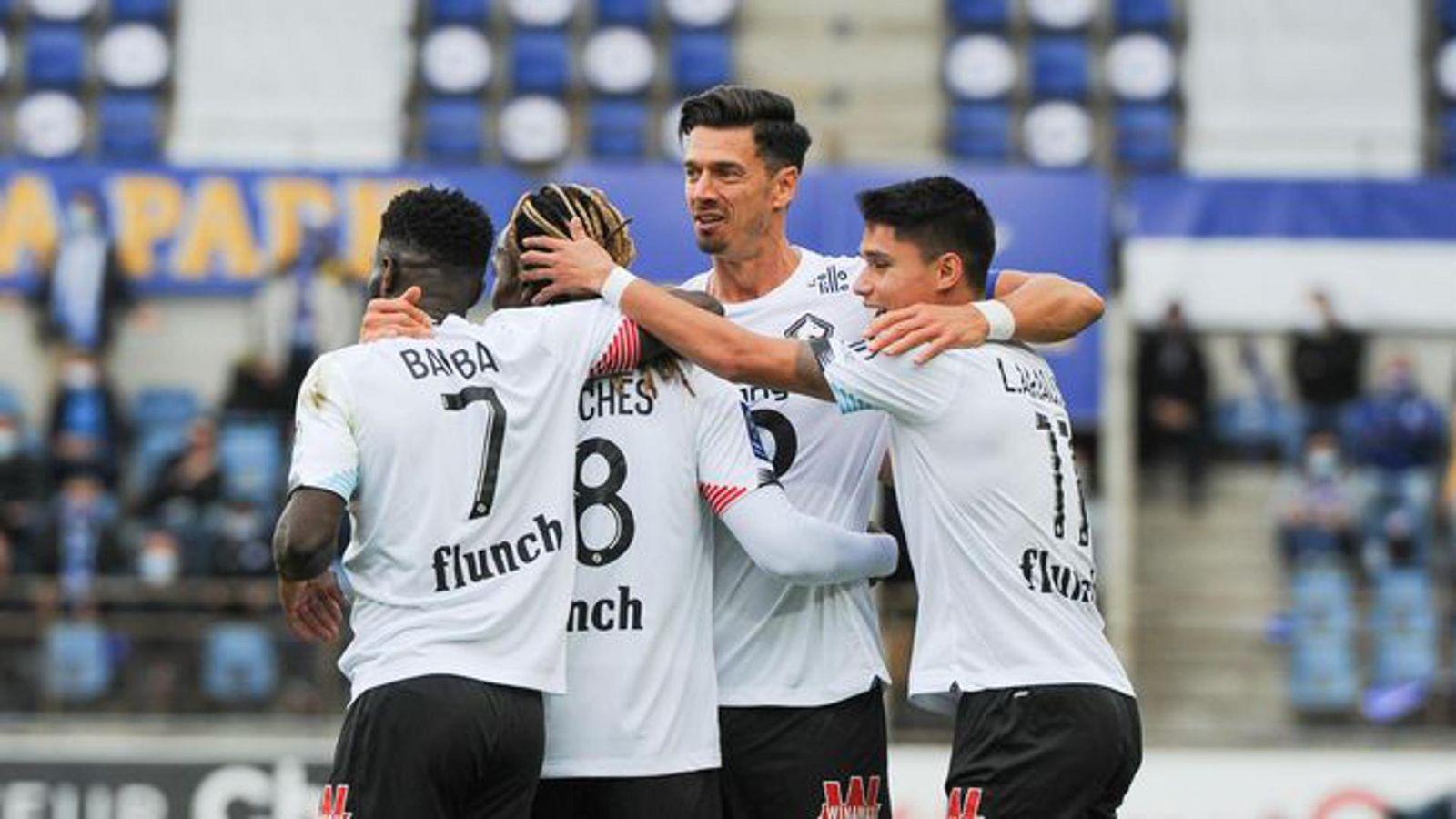 Pronostic Gratuit Lille Lens Ligue 1