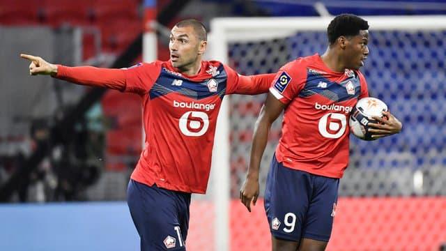 Pronostic Lille Nice GRATUIT Ligue 1