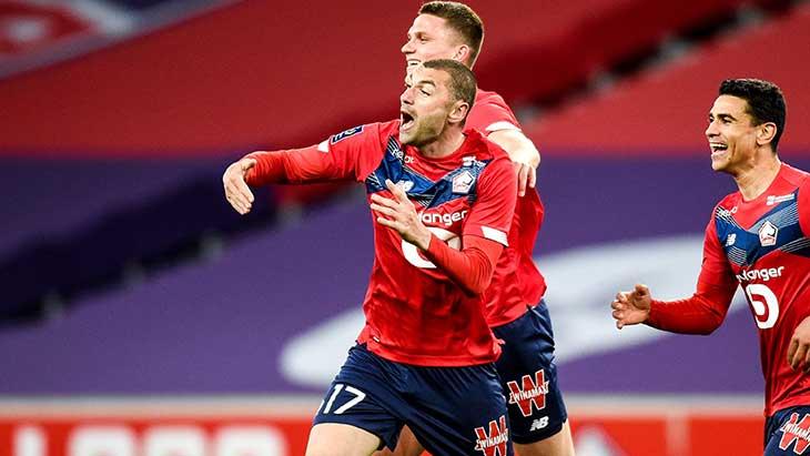 Pronostic Lille Saint Etienne GRATUIT Ligue 1