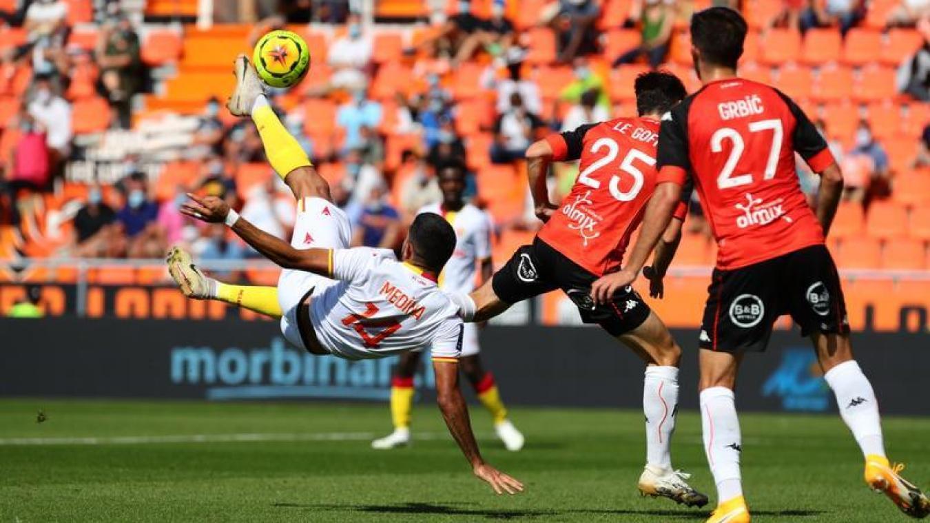 Pronostic Lens Lorient GRATUIT Ligue 1