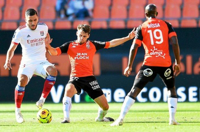 Pronostic Lyon Lorient GRATUIT Ligue 1