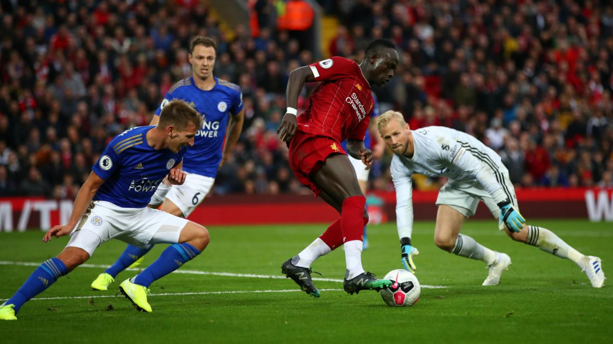 Pronostic Gratuit Liverpool Leicester Premier League