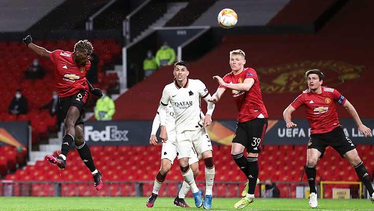 Pronostic Roma Manchester United GRATUIT Ligue Europa