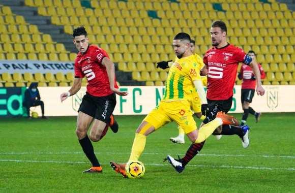 Pronostic Rennes Nantes GRATUIT Ligue 1