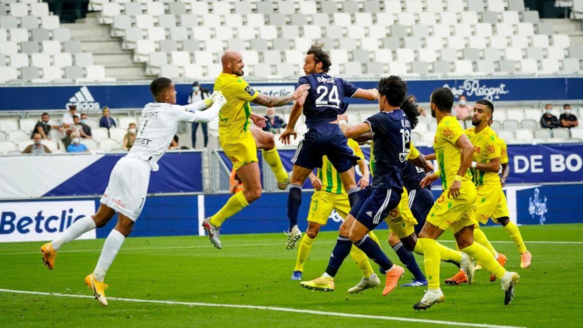 Pronostic Nantes Bordeaux GRATUIT Ligue 1