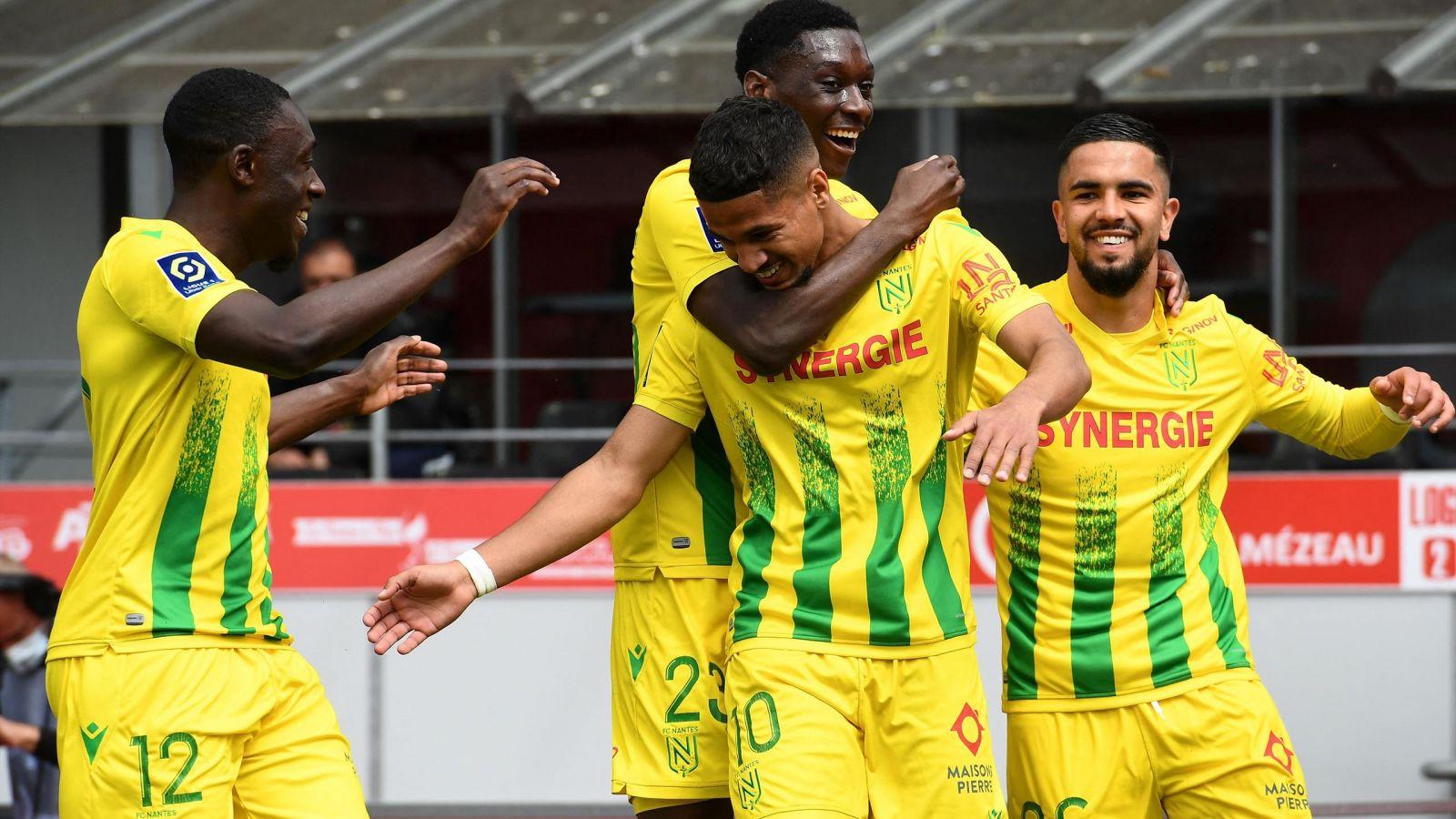 Pronostic Dijon Nantes GRATUIT Ligue 1