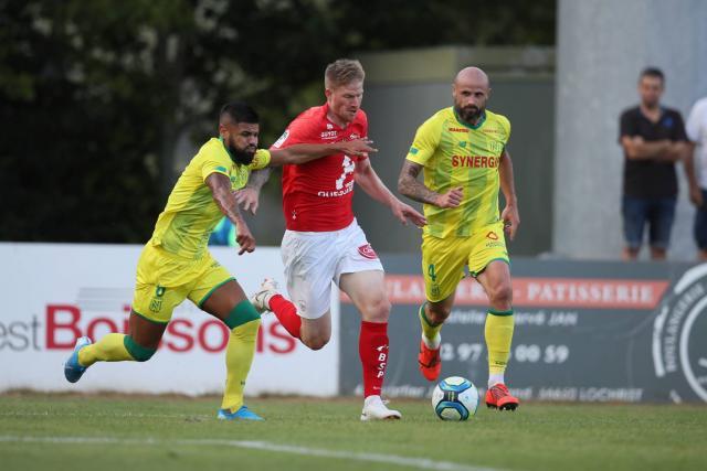 Pronostic Gratuit Nantes Brest Ligue 1