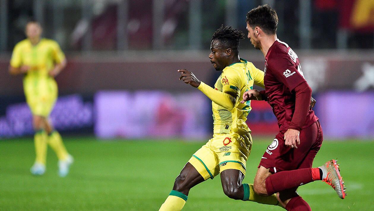 Pronostic Gratuit Nantes Metz Ligue 1