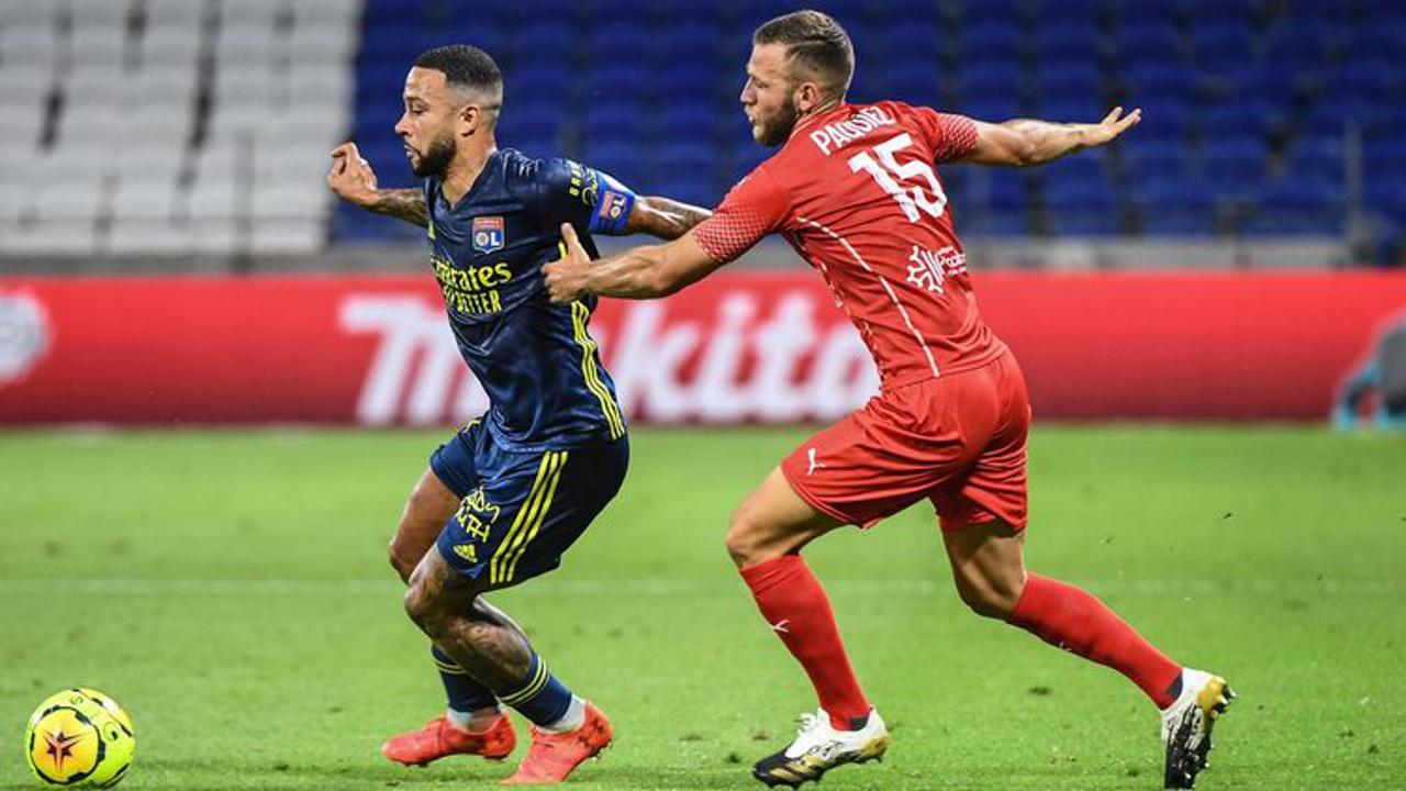 Pronostic Nimes Lyon GRATUIT Ligue 1