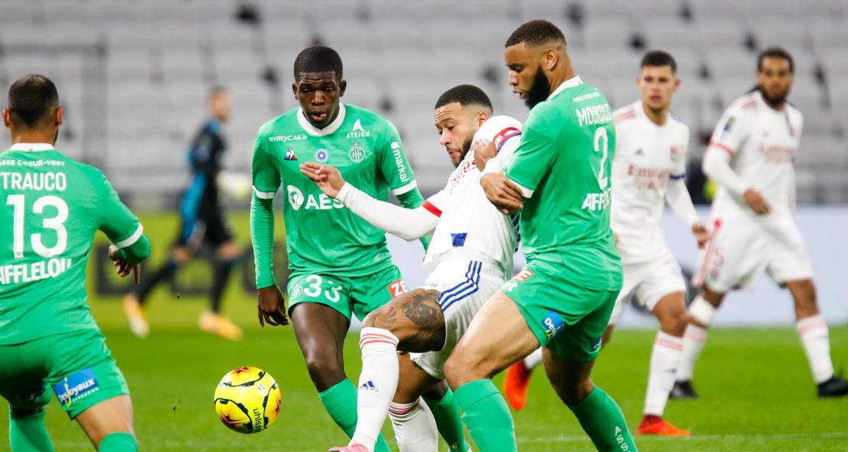 Pronostic Gratuit Saint Etienne Lyon Ligue 1