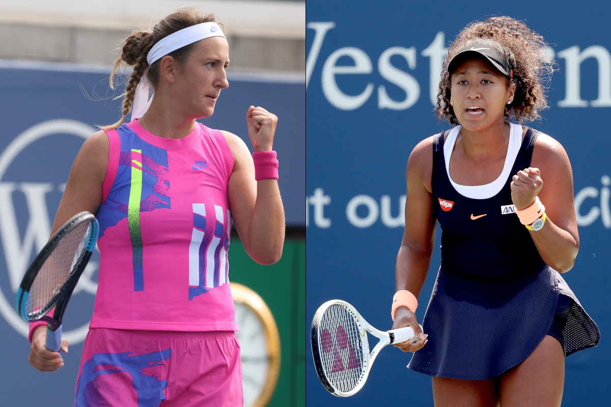 Pronostic Finale US Open Naomi Osaka Victoria Azarenka