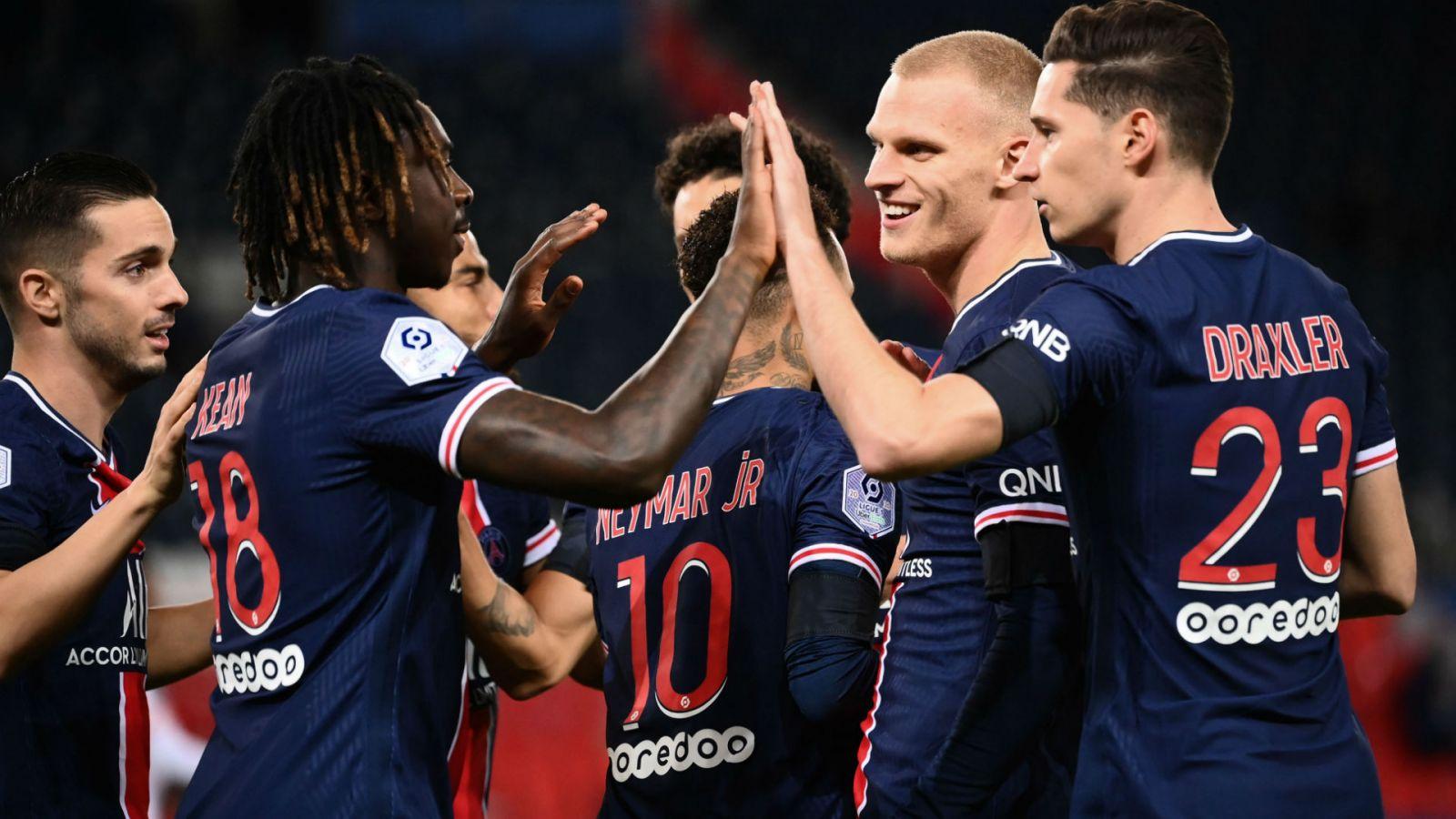 Pronostic Gratuit Dijon PSG Ligue 1