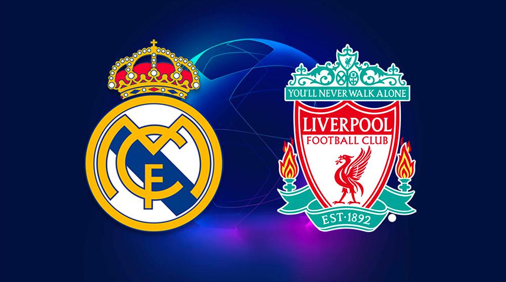 Real Madrid - Liverpool : Pariez 10€ et gagnez 30€ !