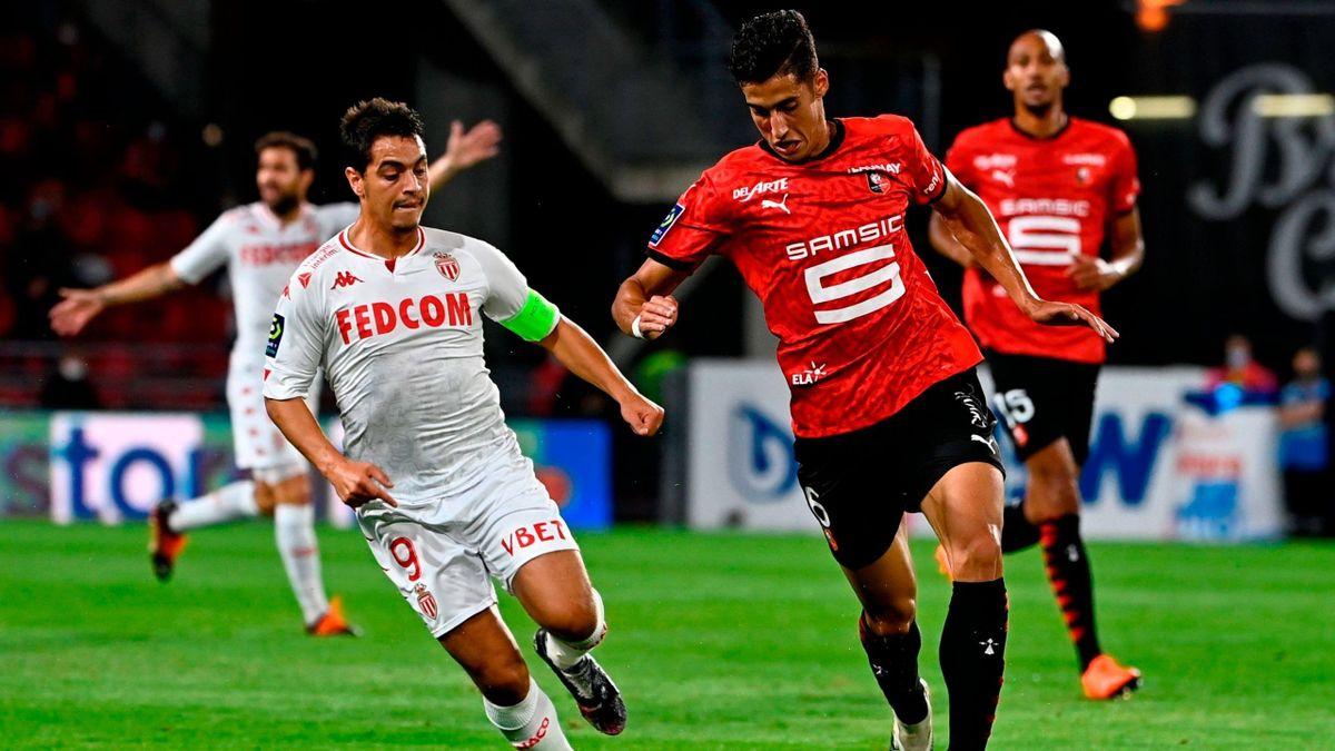 Pronostic Monaco Rennes GRATUIT Ligue 1