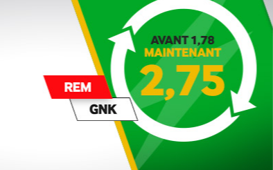 MOUSCRON - GENK : LA VICTOIRE DE GENK BOOSTE A 2.75 !!