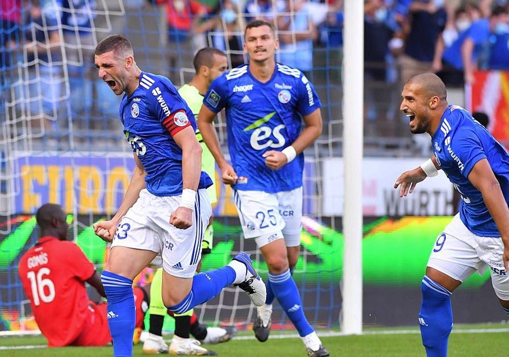 Pronostic Gratuit Dijon Strasbourg Ligue 1