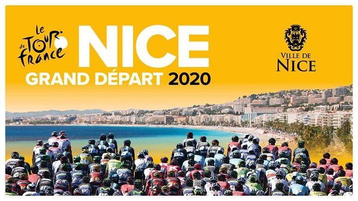 Tour de France 2020 : Départ le 29 août de Nice !
