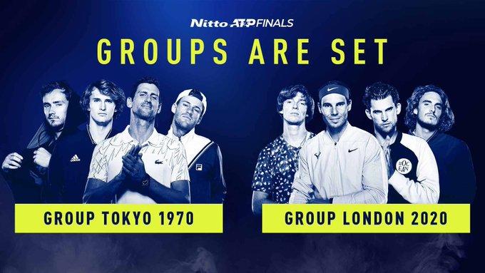 Masters de Londres Tennis : Les forces en présence !
