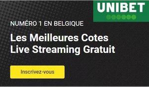 Unibet Belgique meilleur bookmaker